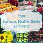 San Diego County Farmers Market Round Up