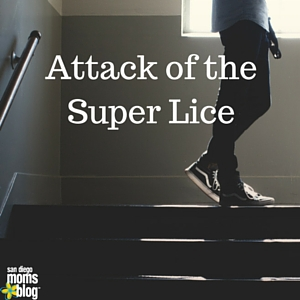 Attack of the Super Lice