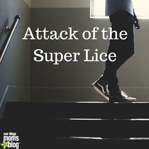Attack of the Super Lice