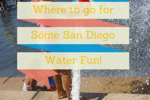 Where to go for Some San Diego Water Fun