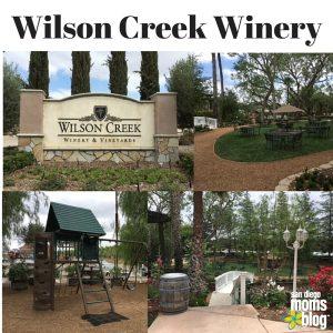 Wilson Creek Winery temecula winery
