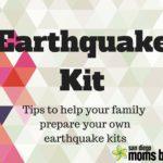 Better Late Then Never Earthquake Kit