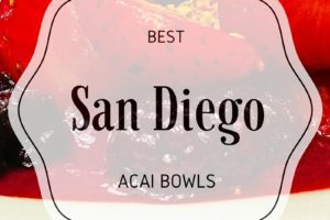 San Diego's Top 5 Acai Bowl