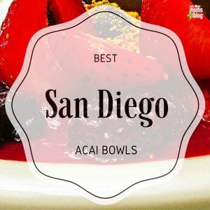 San Diego's Top 5 Acai Bowls