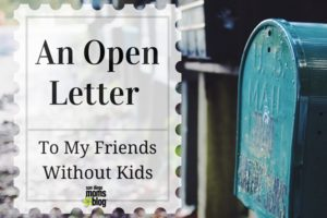 An Open Letter to my friend
