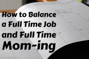 How to BALANCE full time