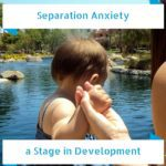 Separation Anxiety-a Stage in Development