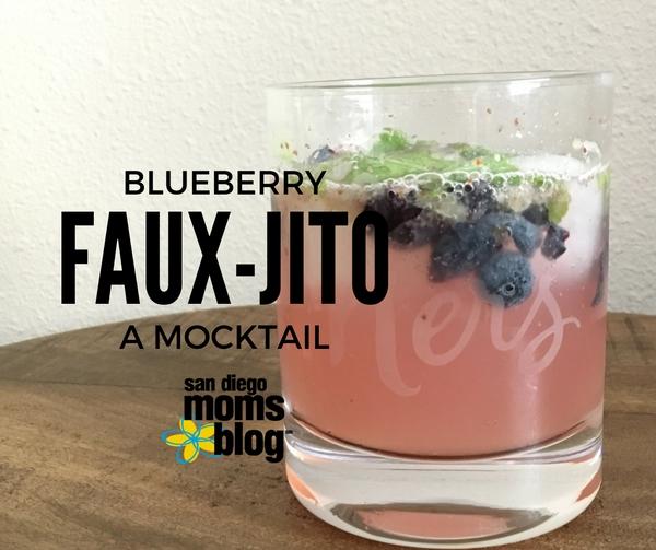 blueberry faux-jitos