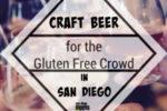 gluten free craft beer in san diego