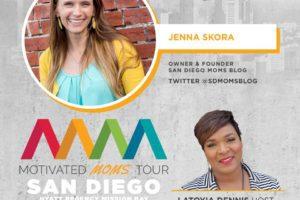 Jenna Skora Motivated Mom pursuing dreams