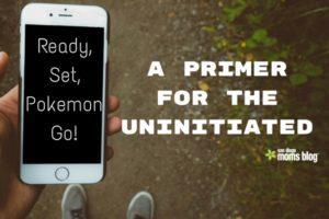 Ready, Set, Pokemon Go!