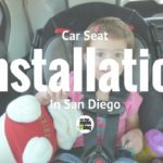 Where to Install a Car Seat in San Diego