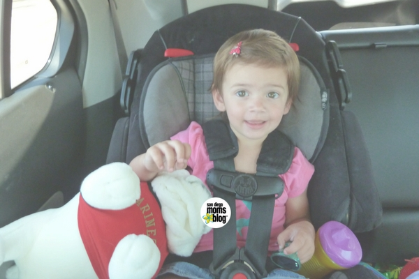 Where to Install a Car Seat in San Diego- Options all over San Diego
