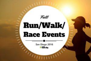 fall run walk race