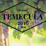 Temecula Fall Events 2016- Temecula/Murietta/Menifee