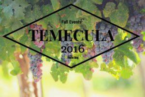 temecula fall events