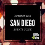 San Diego Moms Guide to October Events {that aren't Halloween related}