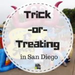 Trick-or-Treat Events in San Diego