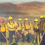 Behind the Scenes with a Real Life Fire Wife During Fire Season