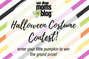 San Diego Moms Blog Halloween Costume Contest