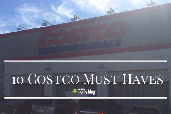 top 10 must haves from costco
