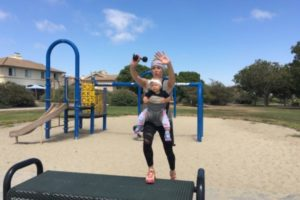 fitness tips for mom