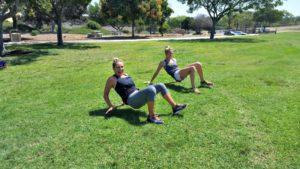 workout buddies fitness