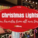 SDMB's Favorite Spots for Christmas Lights in San Diego