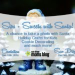 SDMB Sips and Sweets with Santa Event(s) 2016