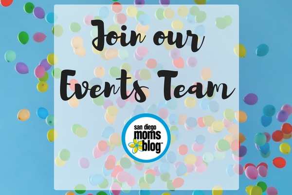join our events team