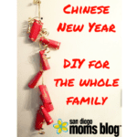 Chinese New Year 2017 and a Fun DIY Firecracker Craft