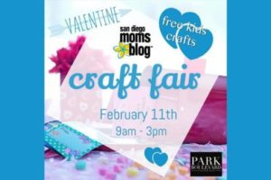 valentines craft fair