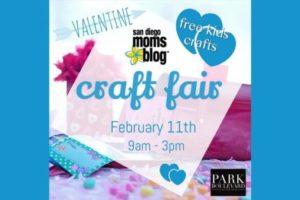 valentines craft fair