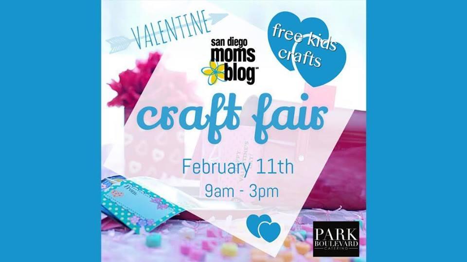 craft fair valentine