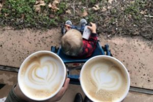 kid friendly coffee shops