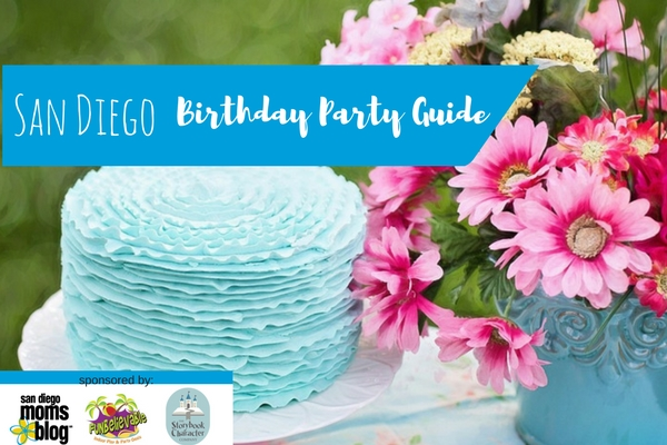 San Diego birthday party guide