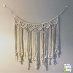 An Effortless DIY Macramé Wall Hanging
