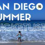 San Diego Summer Bucket List {2017}