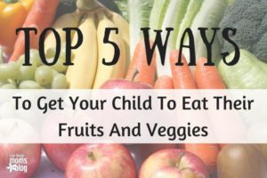 Top 5 ways fruits and veggies