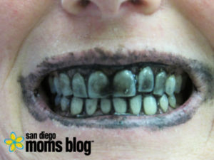 personal care hacks zombie toothpaste