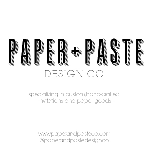 Paper And Paste Design Co
