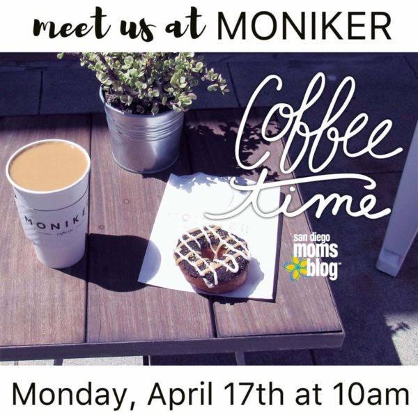 san diego coffee moms meetup
