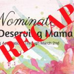 Our Mission :: Deserving Mom Recap