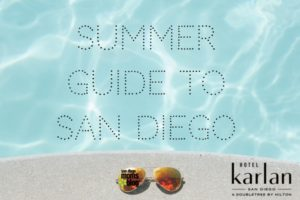 Summer Guide to San Diego
