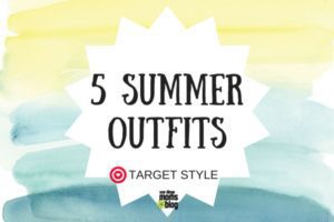 5 Summer Outfits