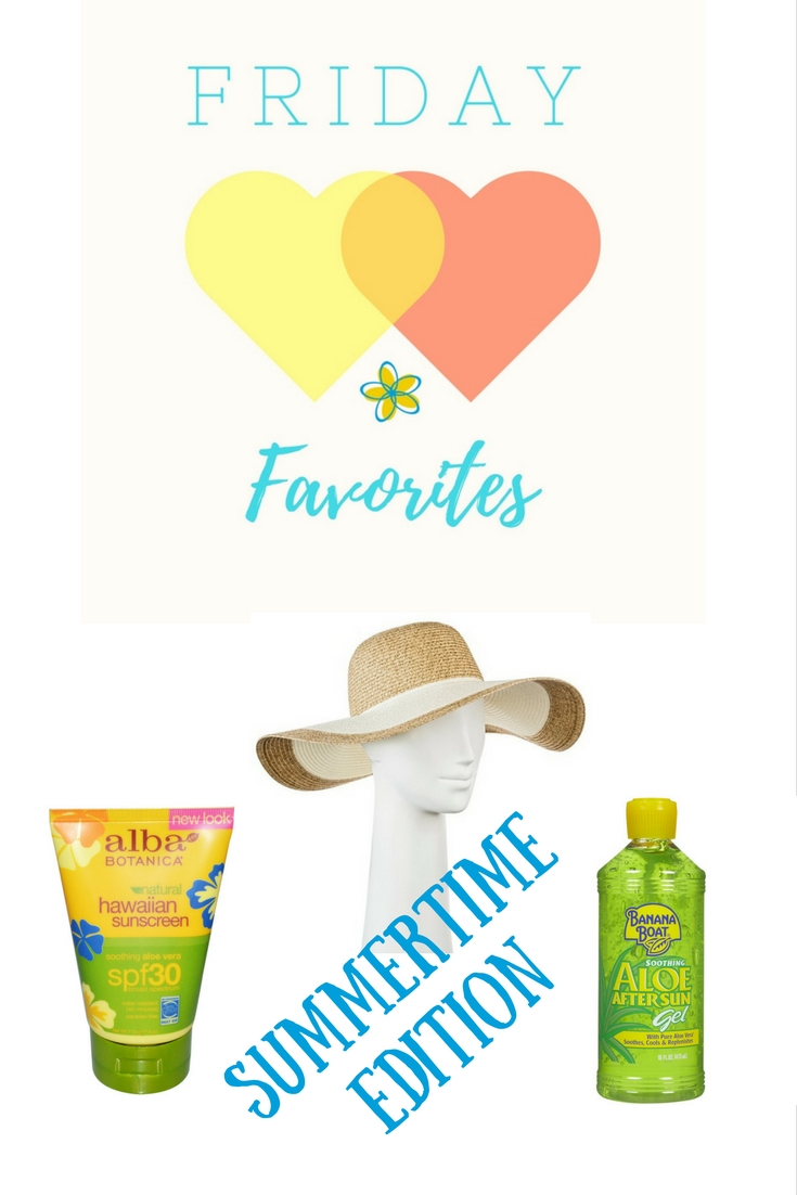 sun friday favorites