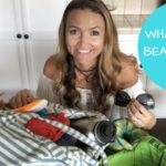 What's in your Beach / Pool Bag? {VLOG}