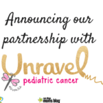 Announcing our Partnership with Unravel Pediatric Cancer