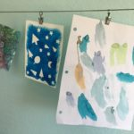 Keeping your Child's Artwork :: Without the Clutter