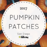 Fall Pumpkin Patches in San Diego 2017